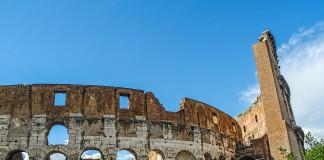 Mesto Rím a lacné letenky