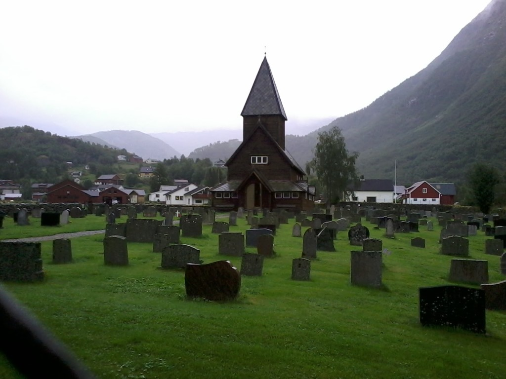 Roldal mesto v Nórsku