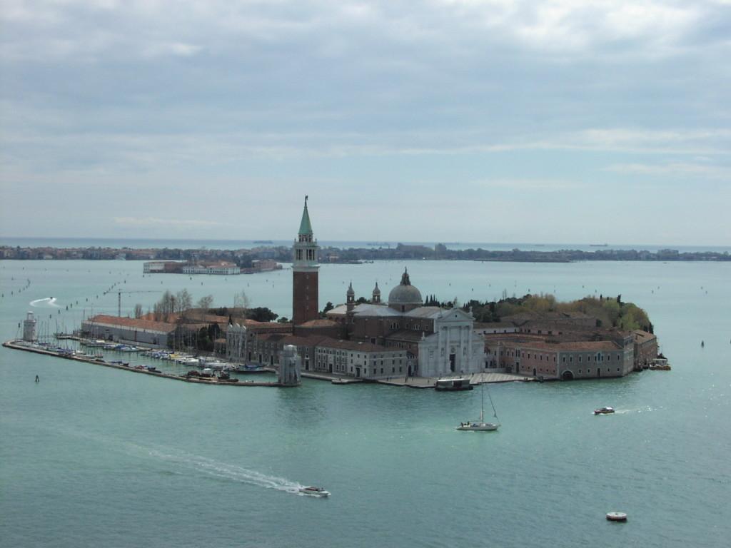 San Giorgio Maggiore - letenkyzababku
