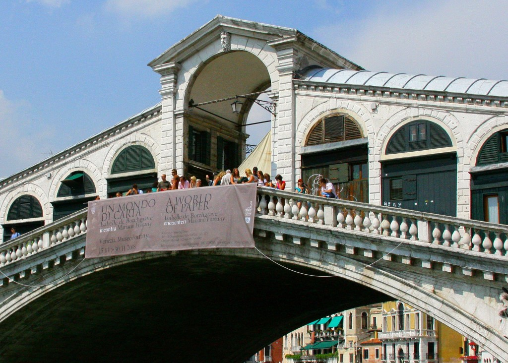 Ponte di Rialto - letenkyzababku