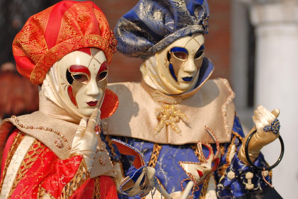 Carnevale di Venezia - letenkyzababku