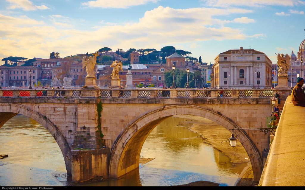 Letenky do Ríma, Rím, Pamiatky