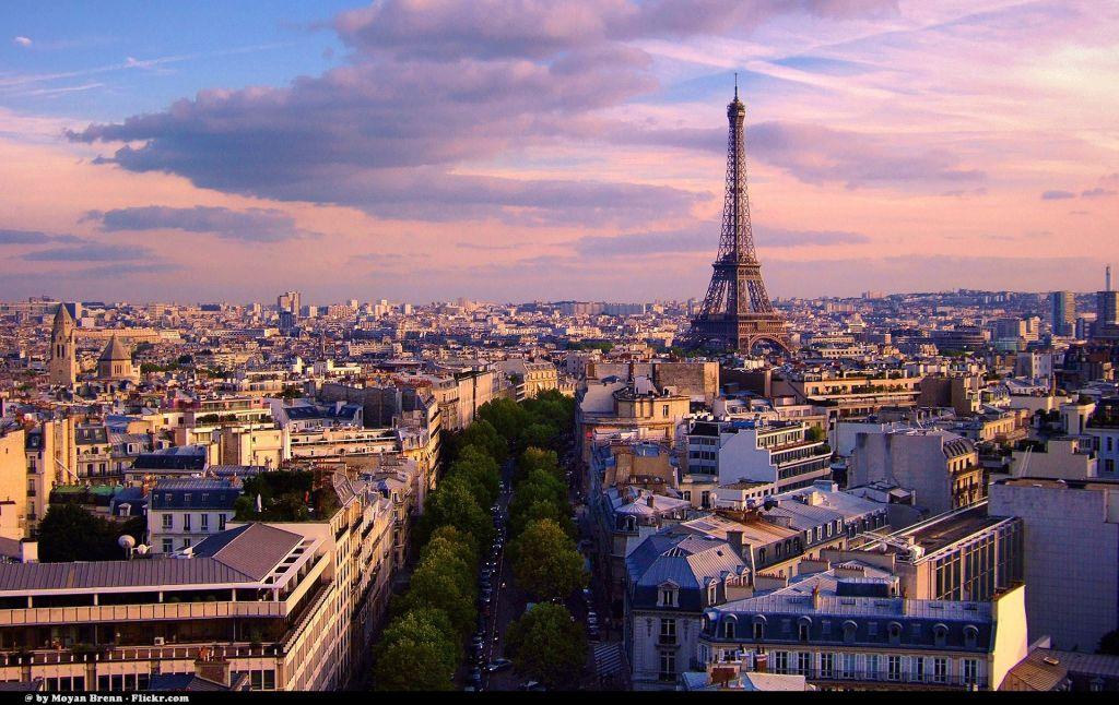 Paríž - letenkyzababku