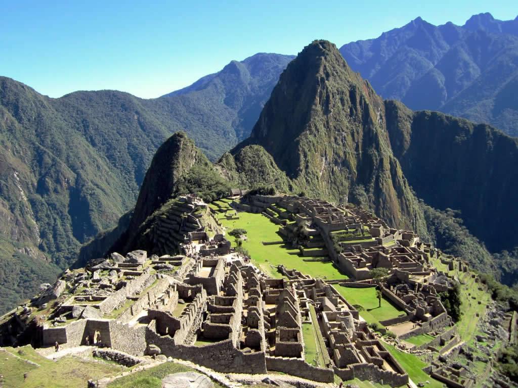Machu Picchu - letenkyzababku
