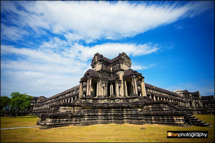 Angkor Wat - letenkyzababku