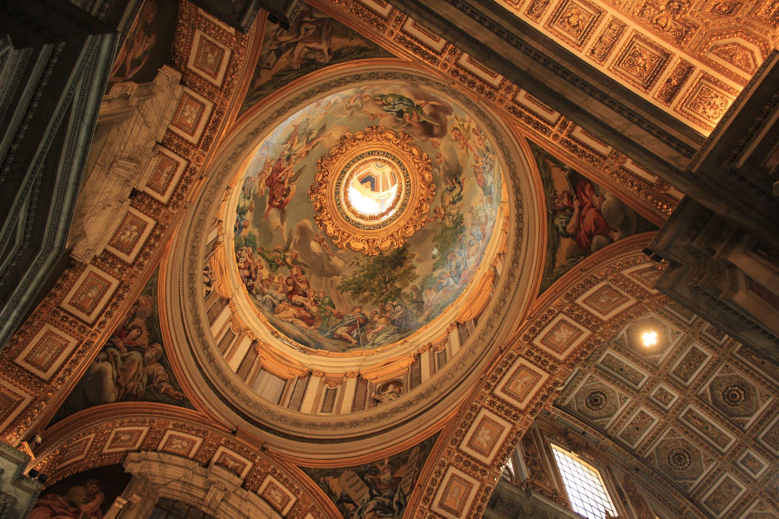 bazilika sv petra rím