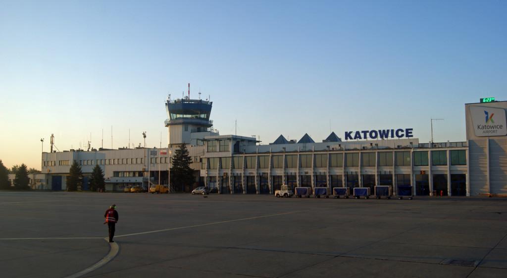 Letisko v Katoviciach