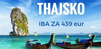 lacné letenky do Thajska