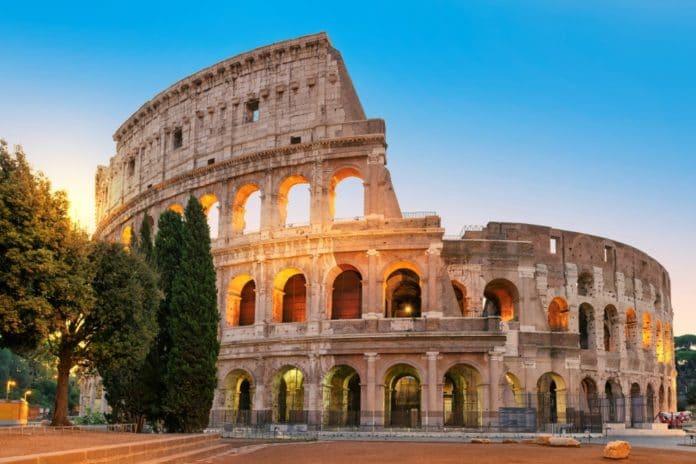 rím koloseum