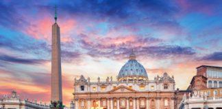 rím bazilika sv petra