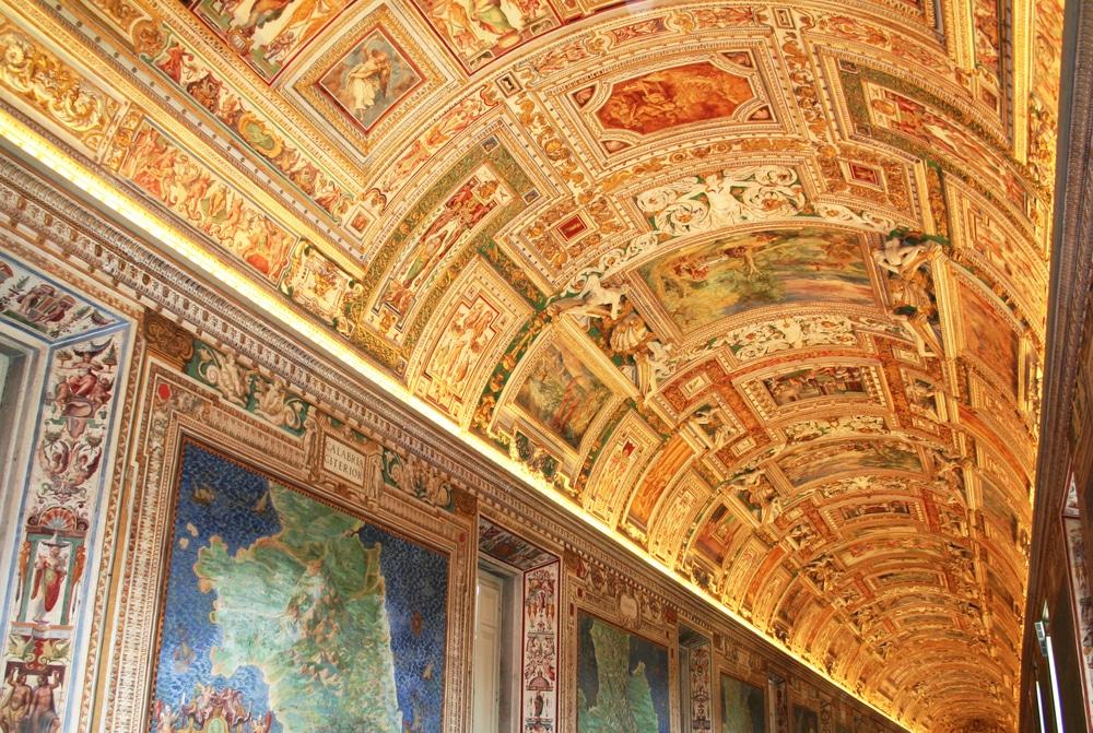 vatikánske múzeá rím
