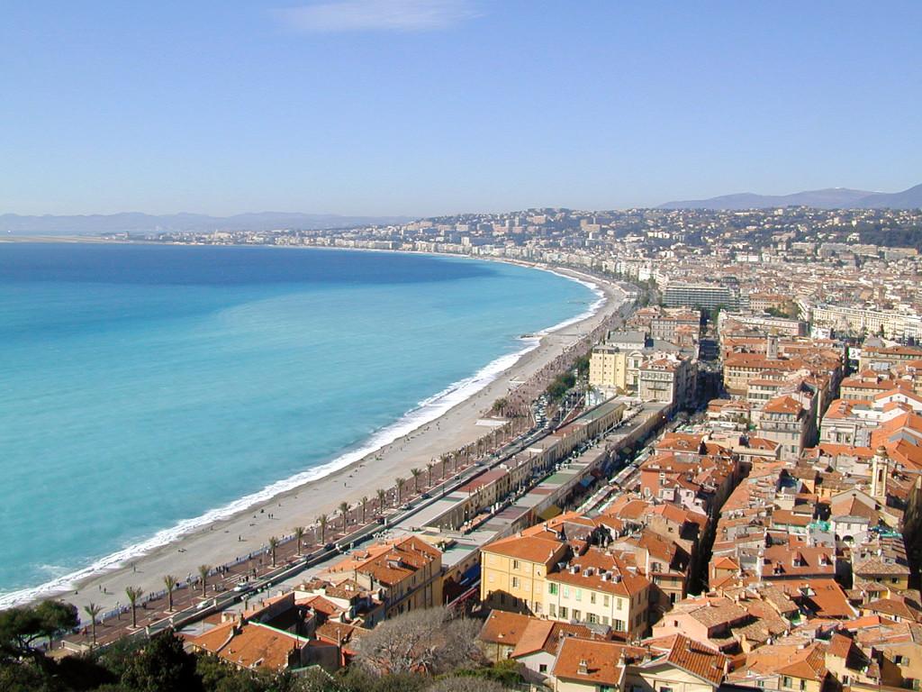 Promenade des Anglais - letenkyzababku