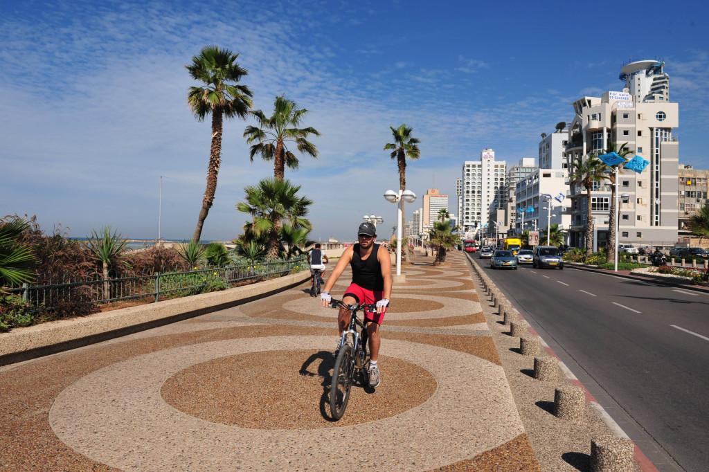 Tel Aviv v Izraeli