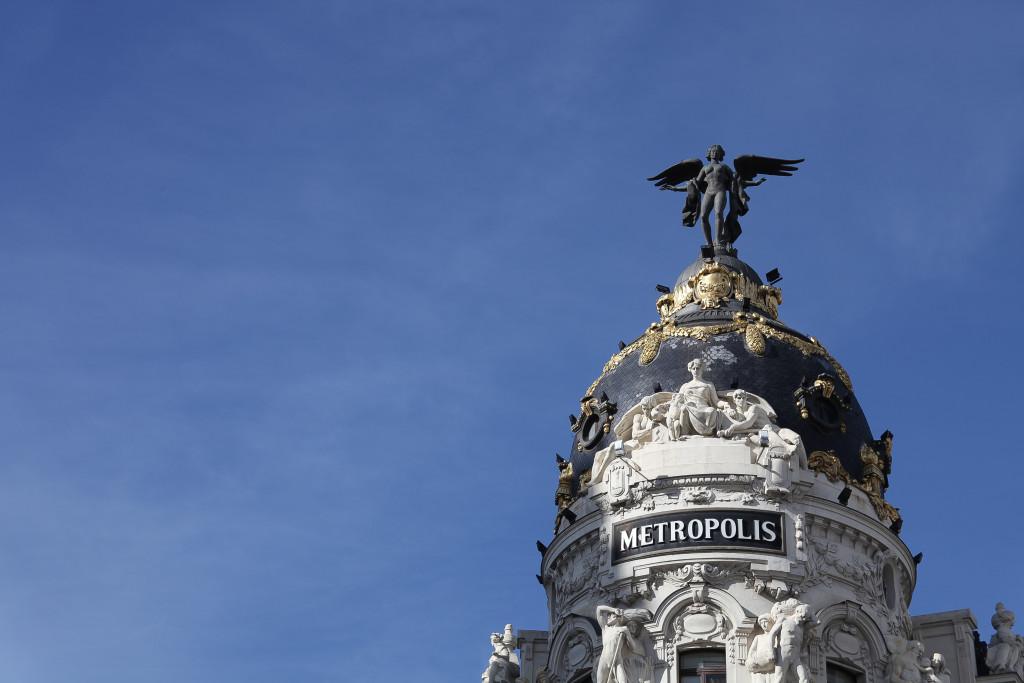 Madrid mesto v Španielsku