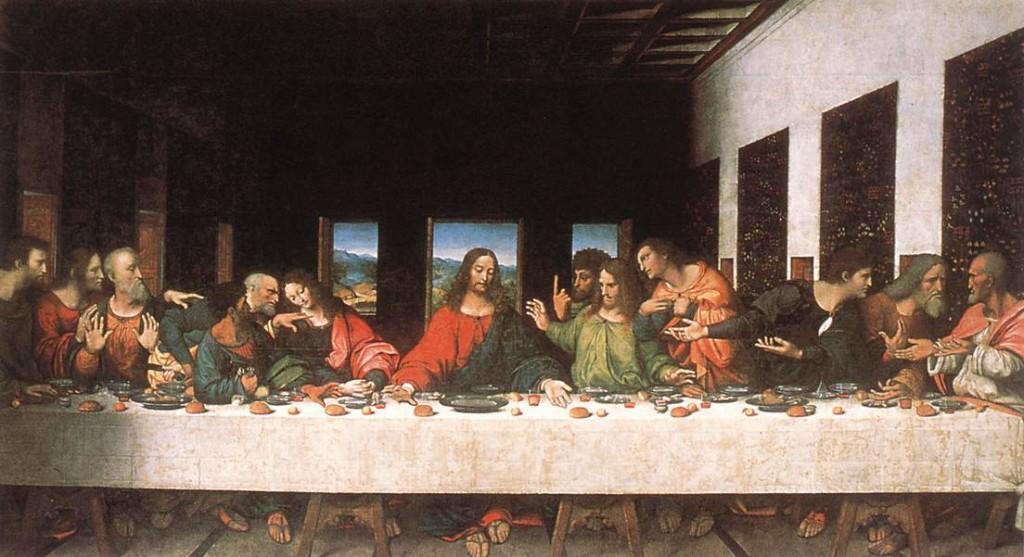 Da Vinci  - posledná večera
