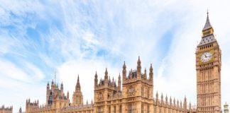 londýn parlament