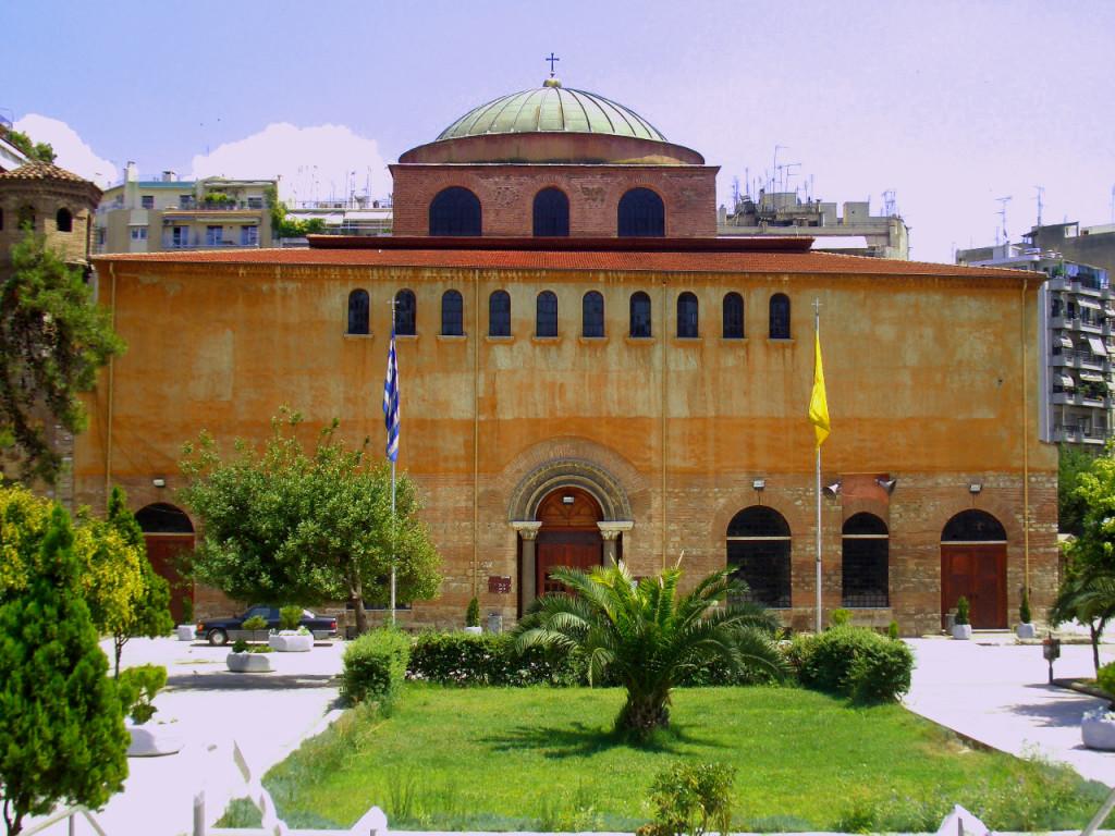 Kostol Hagia Sofia v Solúne
