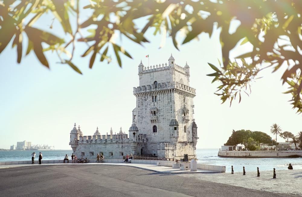Belémska veža, lisabon portugalsko