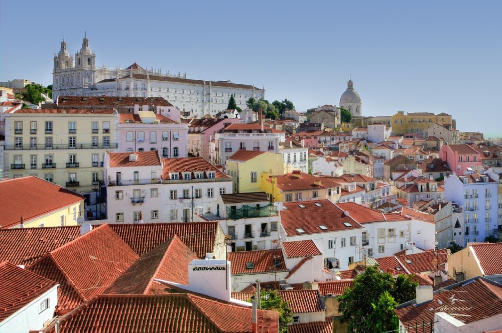 Štvrť Alfama, Lisabon