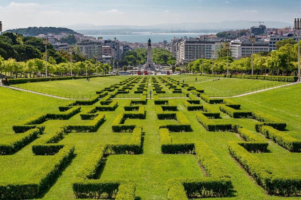 Park Eduarda VII., Lisabon, Portugalsko