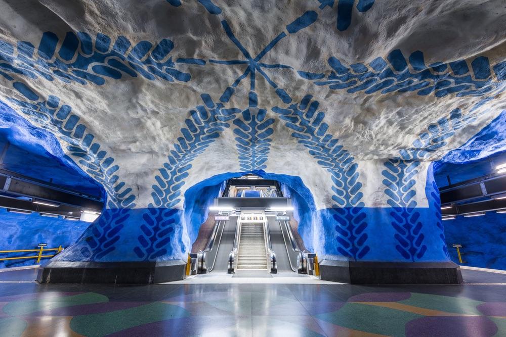 štokholm metro