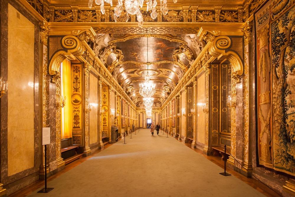 kráľovský palác štokholm
