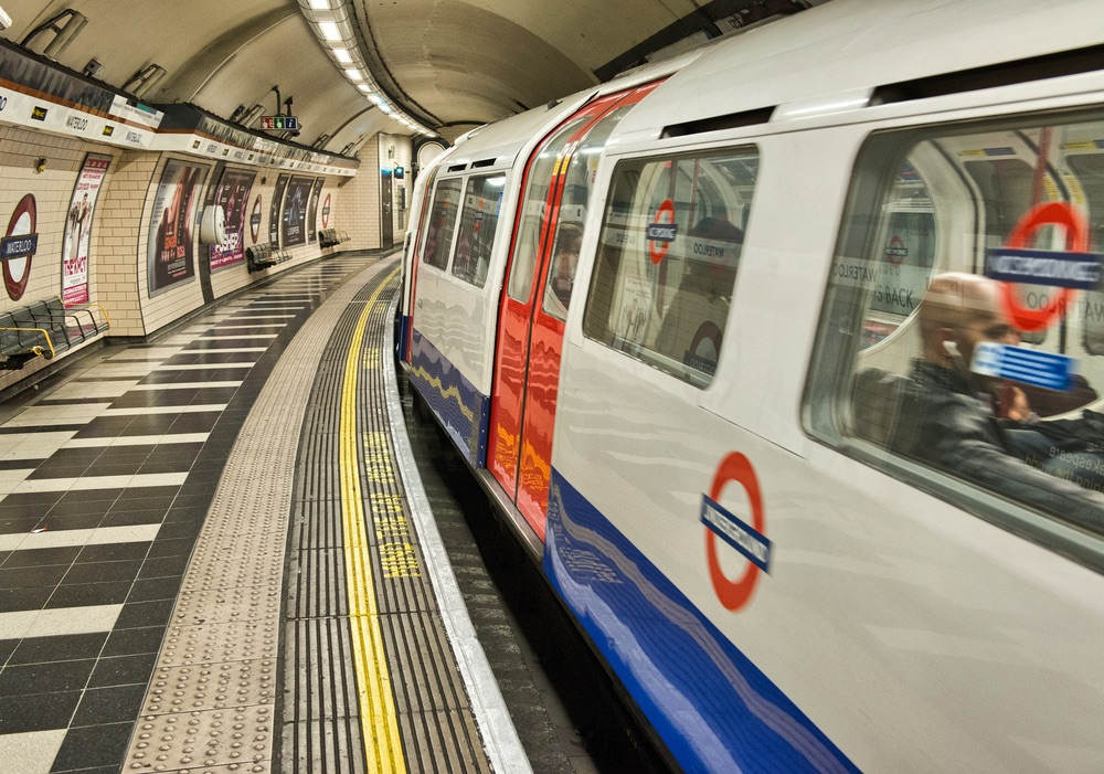 londýn metro