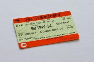Jednodňová Travelcard (2014)