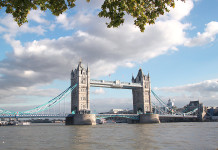 most tower bridge v Londýne