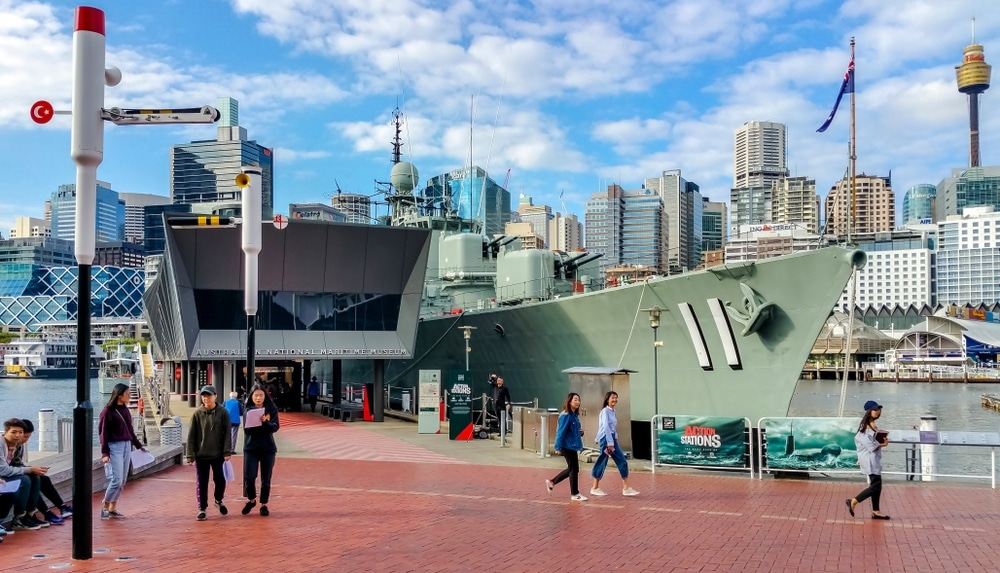 Národné námornícke múzeum, Sydney