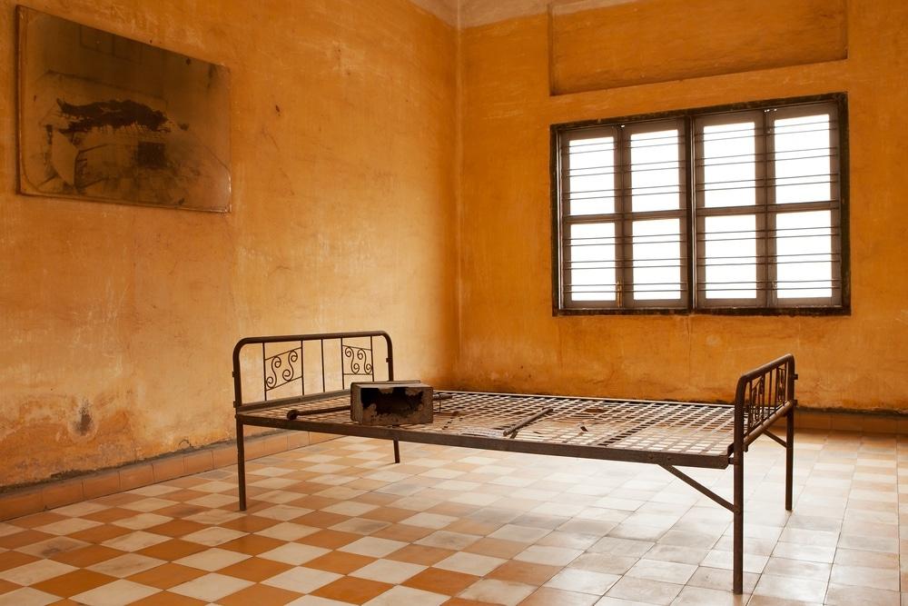 väznica S-21 (Tuol Sleng), Kambodža