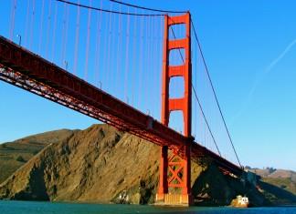 San Francisco Červený most