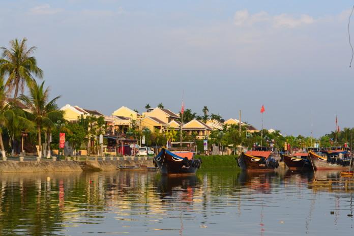 Vietnam a loďe
