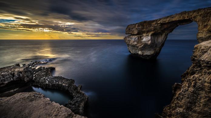 Malta a pobrežie