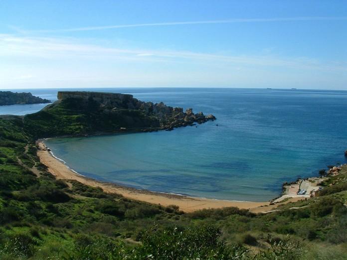 Malta a záliv