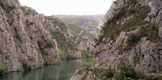 Macedonsko príroda