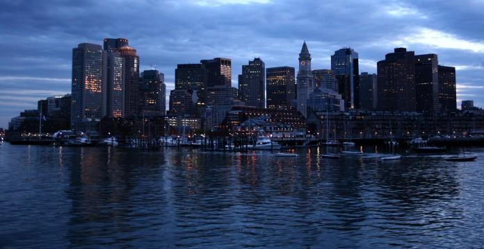 Boston pohľad z boku