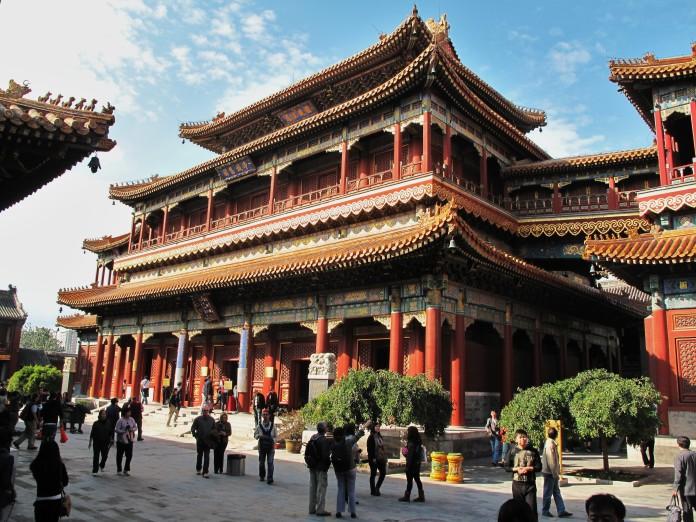 Peking a jeho palác