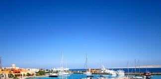 Hurghada a prístav