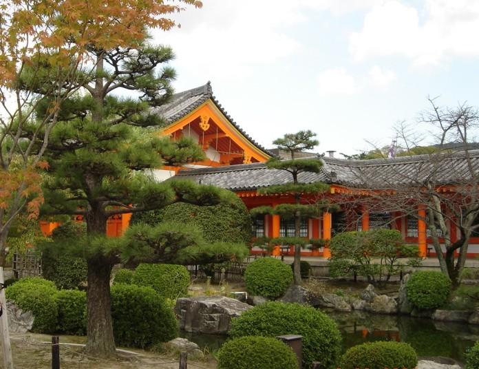 Japonský domček