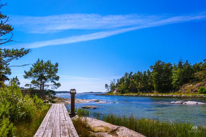 most a rieka vo švédsku