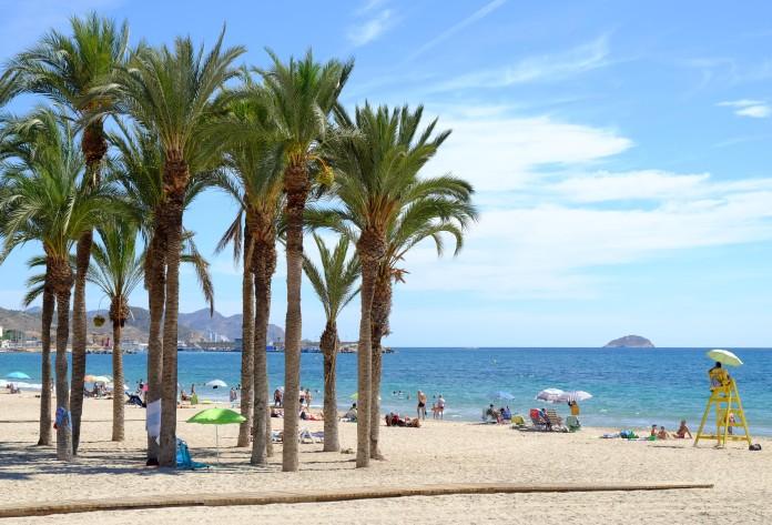 Pláž Alicante