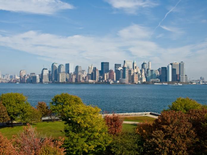New York výhľad