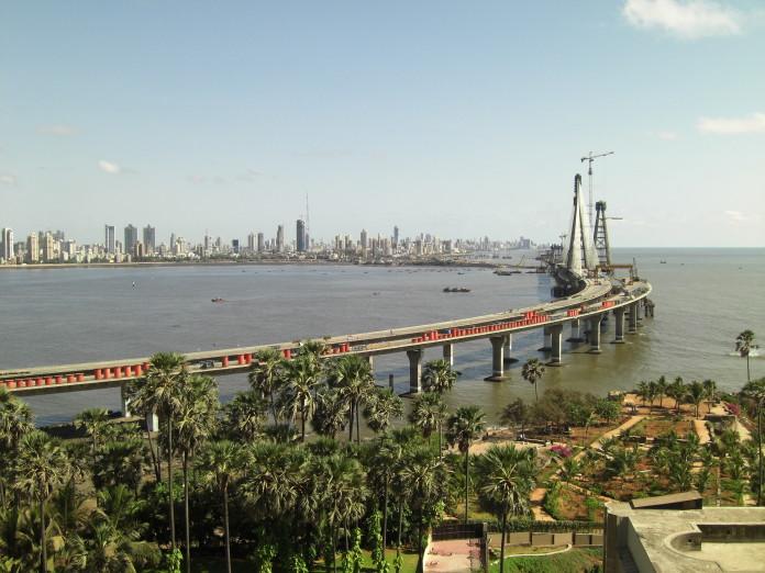 Mesto v Indii