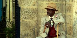 Kubánec v Havane