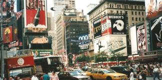 Ulica v New Yorku