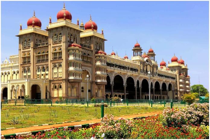 Palác v Indii