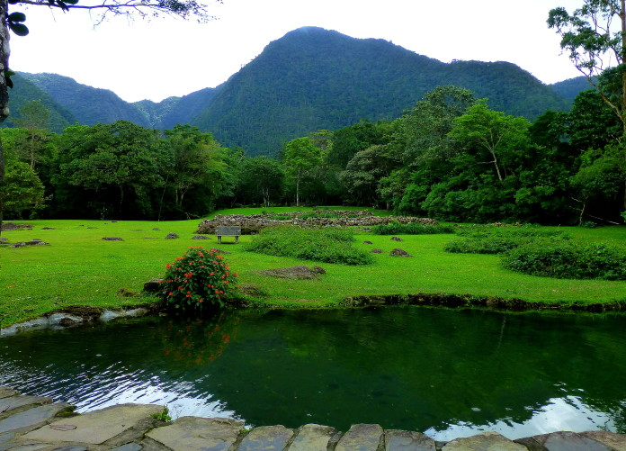 Zeleň v Panama City