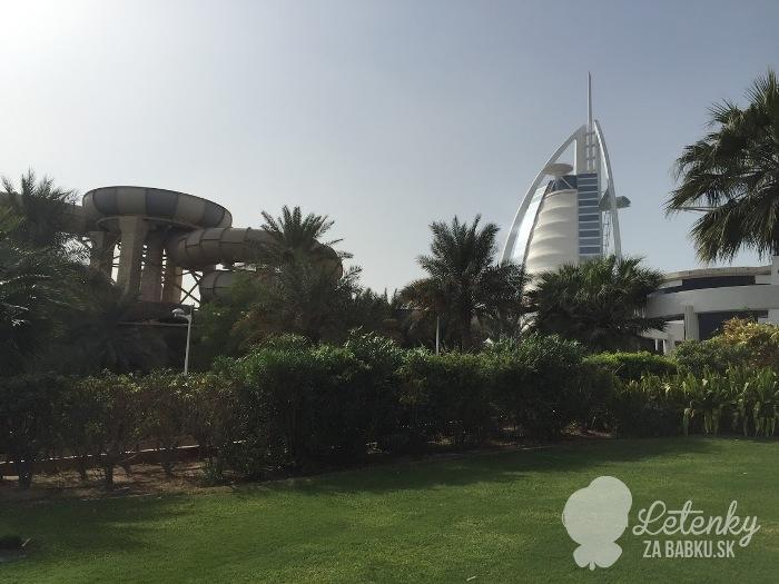 Dubai aquapark Wild Wadi