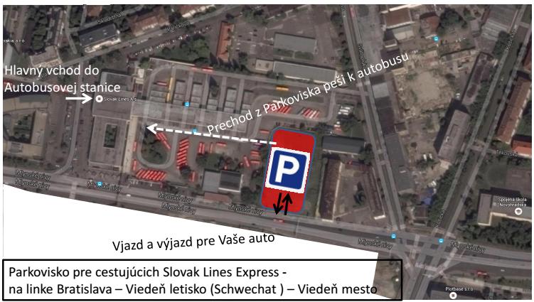 bezplatné parkovanie v bratislave